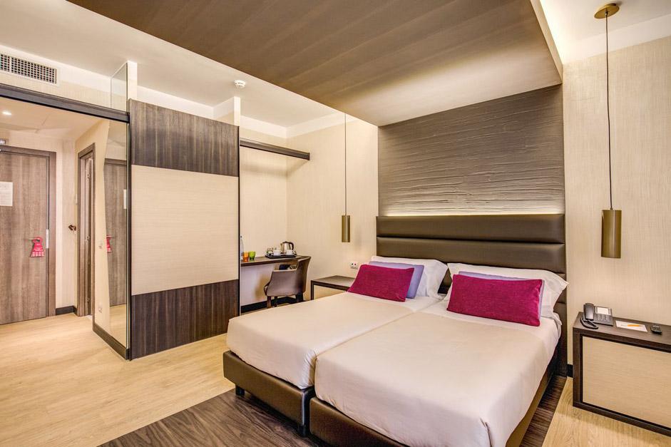 Stanza Eur Suite Hotel Roma