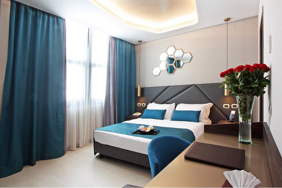 Camera The Hive Hotel Roma